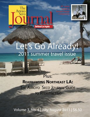 The 2011 Summer Travel Issue!