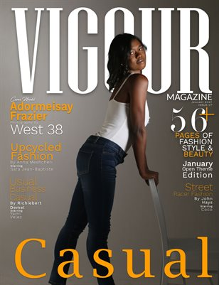 Vigour Magazine January Issue 7