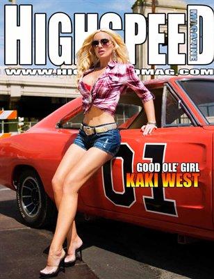 May 2010 High Speed Magazine