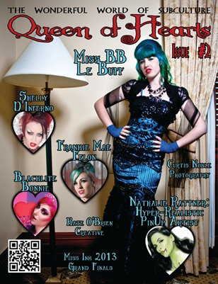 Queen of Hearts Magazine Issue #2