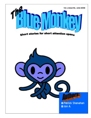 The Blue Monkey, Vol. 1M