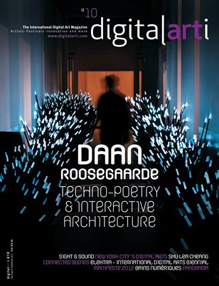 The international Digital Art quarterly magazine - Issue 10