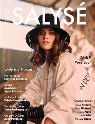 SALYSÉ Magazine | Vol 6 No 62 | DECEMBER 2020 |