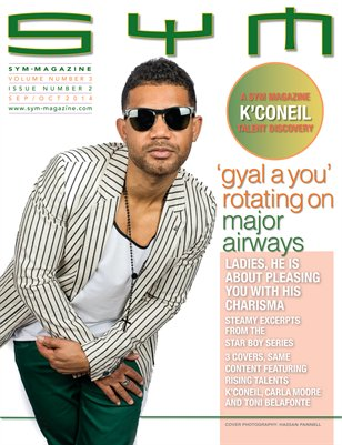 SYM September-October 2014_K'Coneil