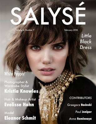 SALYSÉ Magazine | Vol 4:No 7 | February 2018 |