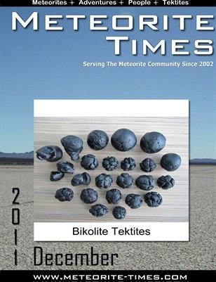 Meteorite Times Magazine - December 2011