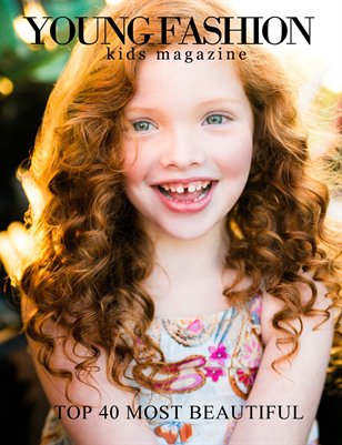 Young Fashion Kids Magazine | MOST BEAUTIFUL SPECIAL ISSUE