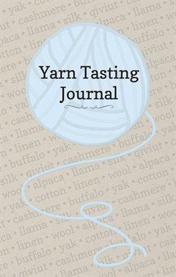 Yarn Tasting Book
