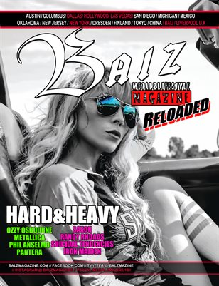 Balz Magazine Issue 13