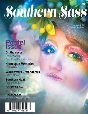 Southern Sass Magazine | Volume 4 Issue nine | Pastel Issue