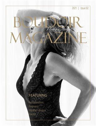 Boudoirmagazine Nathalie Stroobant Photography Issue 02 2021