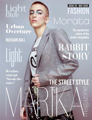 MARIKA MAGAZINE FASHION (May - issue 29)