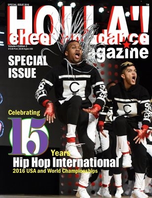 SPECIAL ISSUE | 2016 | Hip Hop International