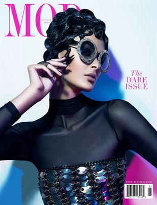 MOD Magazine: Volume 5; Issue 5; The Dare Issue