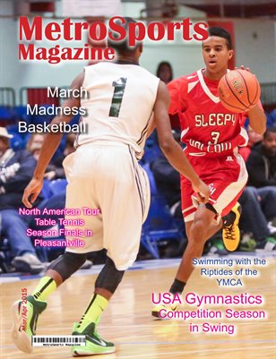 MetroSports Magazine March/April 2015