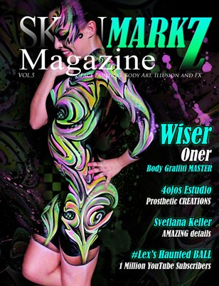 February Issue of SkinMarkZ Magazine 2015 - Vol. 5