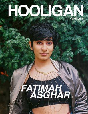 Hooligan Mag Issue #22