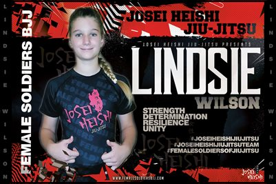Lindsie Wilson Josei Heishi Poster