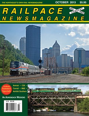 OCTOBER 2013 Railpace Newsmagazine