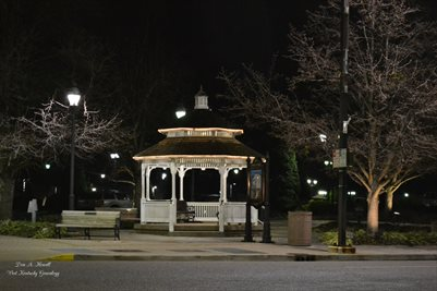 BROADWAY GAZEBO IN PADUCAH, KENTUCKY