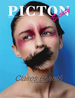 Picton Magazine January 2019 Beauty N19 Cover 1