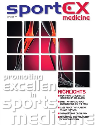 sportEX medicine January 2013 (issue 55)