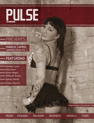 March & April Lingerie Issue Vol.1 2015