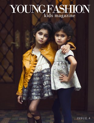 Young Fashion Kids Magazine | Issue 4