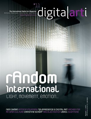 The international Digital Art quarterly magazine - Issue 11