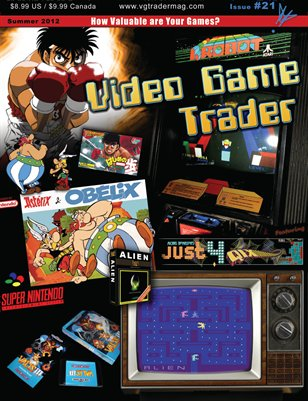 Video Game Trader #21 (Summer 2012) w/Price Guide