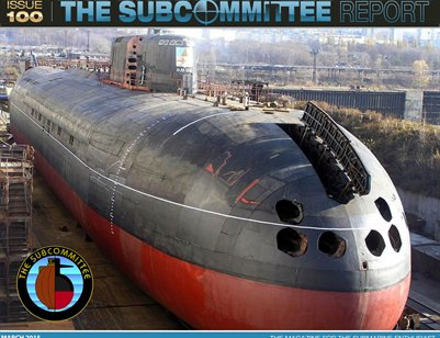 SubCommittee Report #100 March 2015