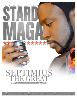 SEPTIMIUS THE GREAT Vol 2 Issue 1 2017