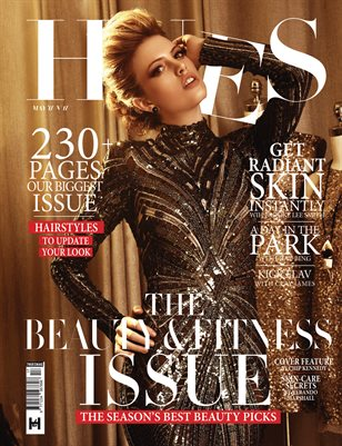 7Hues - Issue 17 - Beauty & Fitness Cover 2