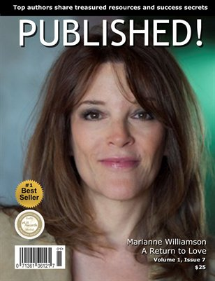 PUBLISHED! Excerpt featuring Marianne Williamson