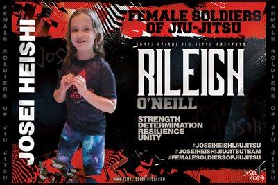 Rileigh O'neill Josei Heishi Poster