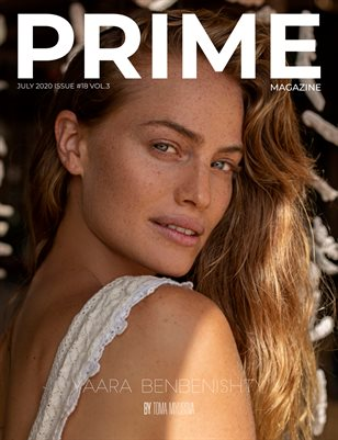 PRIME MAG July Issue#18 vol.3
