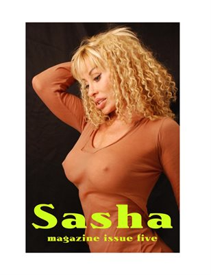 Sasha Magazine Issue Five
