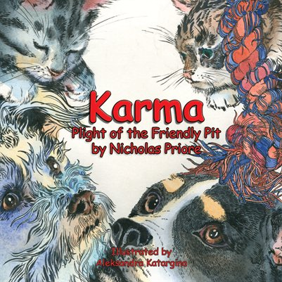Karma - Plight of the Friendly Pit (portion of proceeds for charity)
