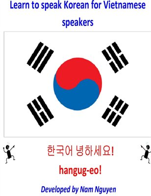 Learn to Speak Korean for Vietnamese Speakers