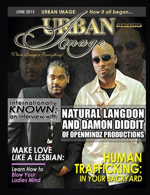 Urban Image Magazine June 2013 Issue