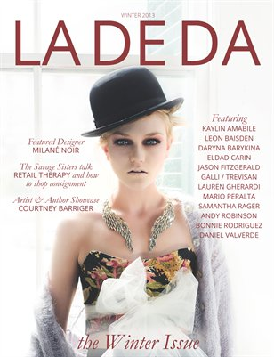 LA DE DA Magazine Winter 2013