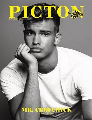 Picton Magazine June 2019 Men N156 Cover 2