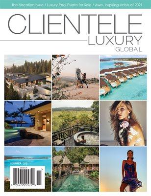 Clientele Luxury Magazine 2021 Summer