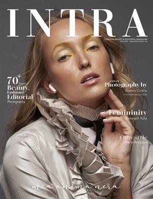 July | Issue 166 | Cover Gudinni Cortina