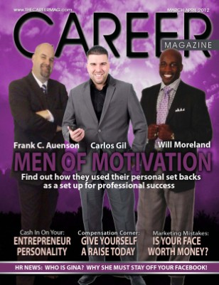 March April 2012 - Men of Motivation