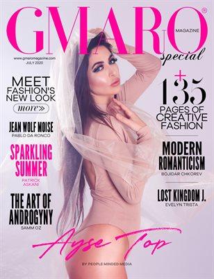 GMARO Magazine July 2020 Issue #33
