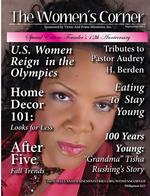 The Women's Corner_ September2012