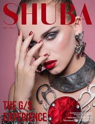 SHUBA MAGAZINE #10 VOL. 1