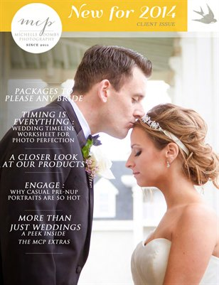 Michelle Coombs Photography Wedding Guide 2014