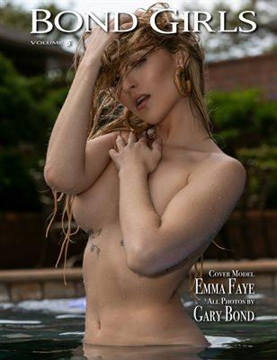 Bond girls 5 Emma Faye Cover